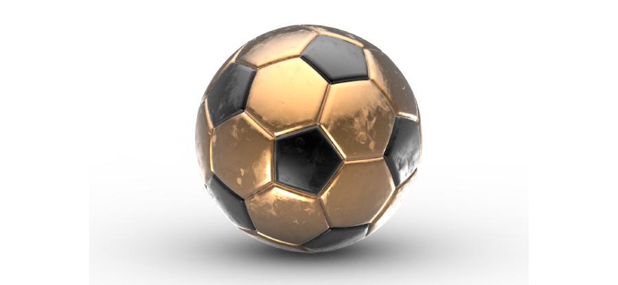 Fussball für Sport Event Gewinnspiel