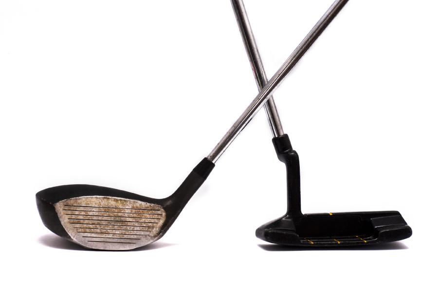 Golfschläger Gewinnspiel