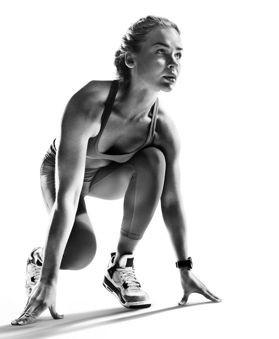 Sprinterin bei Olympia