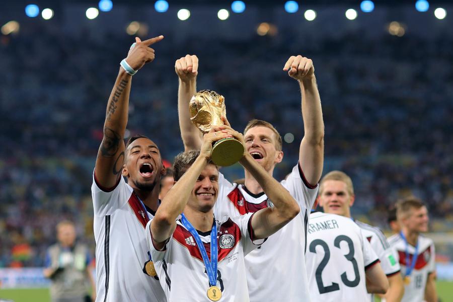 Fussball EM und WM als Gewinnspielaktion